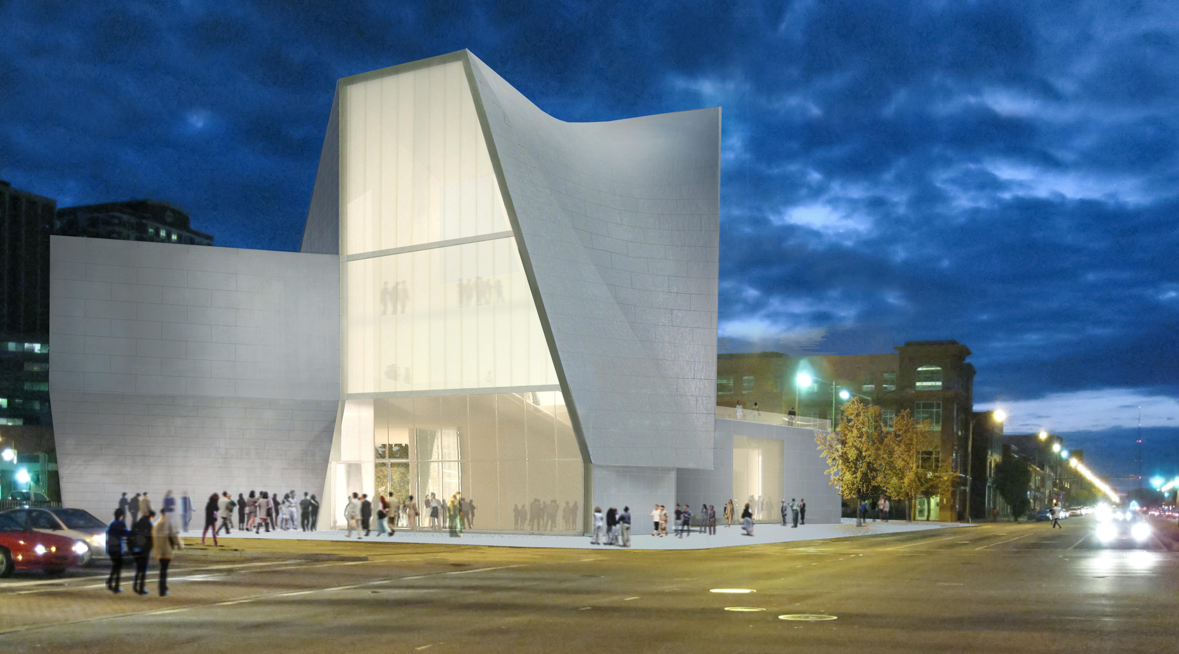 virginia commonwealth university institute for contemporary arts